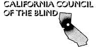 California Council Of The Blind Logo